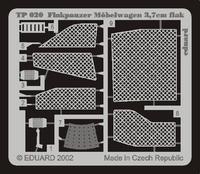 Фототравление 1/35 Mobelwag Flak-37