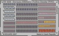 Фототравление 1/35 Знаки отличия немецкой полевой полиции 2 МВ