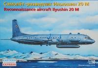 Cамолет-разведчик Ил-20М