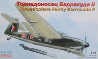 Торпедоносец Barracuda Mk II
