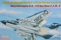 Палубный перехватчик Д.Х. 110 Си Винксен F.A.W.-2