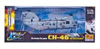 Коллекционная модель вертолета Боинг Вертол CH-46E