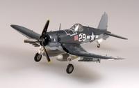 Истребитель F4U-1A 17 эсадрилья, пилот-лейтенант Ike Kepford, 1944