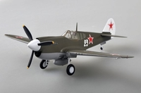 Советский истребитель P-40M