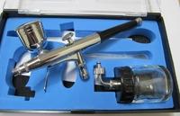 Профессиональный аэрограф с нижним баком 0,35 мм