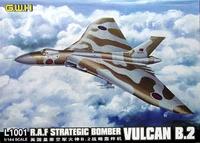 Стратегический бомбардировщик R.A.F. Vulcan B.2