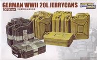 Набор немецких 20л канистр Второй Мировой Войны