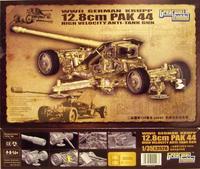 Противотанковая самоходная установка Krupp12.8cmPak44