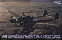 Ночной истребитель Fw 189A-1 Nacht Jager