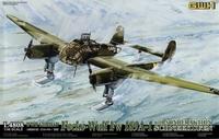 """Разведывательный самолет Fw 189A-1 """"Sonderaktion Schneekufen"""""""