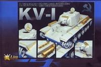 Набор фототравления для танка КВ-1 мод.1942