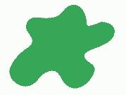 Акриловая краска HOBBY COLOR, цвет: Жёлто-зелёный (основа, авто), тип: Глянец