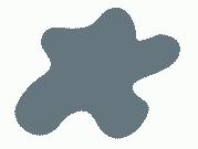 Акриловая краска HOBBY COLOR, цвет: Серый (основа), тип: Глянец