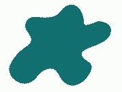 Акриловая краска, цвет: Металлик зелёно-синий (авиация, Япония, ІІ Мировая), тип: Металлик
