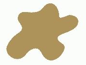 Акриловая краска, цвет: Пустынно-жёлтый (авиация, Британия, ІІ Мировая), тип: Полуматовый