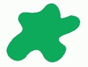 Акриловая краска, цвет: Светло-зелёный (основа), тип: Глянец