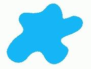 Акриловая краска, цвет: Светло голубой (авиация, Япония), тип: Глянец