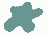 Акриловая краска, цвет: Светло-серо-голубой (авиация, Британия), тип: Полуматовый