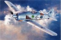 Немецкий истребитель Focke - Wulf Fw190A-4