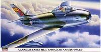 "Истребитель Canadair Sabre Mk.6 ""Canadian Armed Forces"""