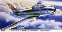 """Истребитель Canadair Sabre Mk.6 """"Canadian Armed Forces"""""""