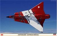 """Истребитель J35O Draken """"Austrian Special"""""""