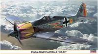 """Истребитель-моноплан Фокке-Вульф Fw190A-4 / Focke-Wulf Fw190A-4 """"Graf"""""""