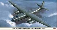 Бомбардировщик Arado Ar234B-2/N NACHTIGALL w/ NAXOS RADAR