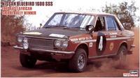 Автомобиль NISSAN BLUEBIRD 1600 SSS 1970 EAST AFRICAN SAFARI RALLY