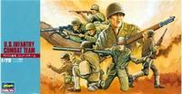 Американские пехотинцы боевой группы / U.S. INFANTRY COMBAT TEAM