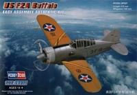 Истребитель F2A Buffalo