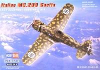 Итальянский истребитель MC.200 Saetta