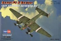 Советский бомбардировщик PE-2