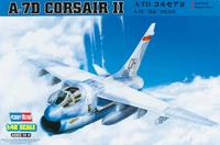 Масштабная модель самолета A-7D Corsair II