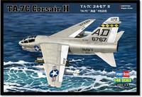 Масштабная модель самолета TA-7C Corsair II