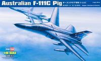 Масштабная модель самолета Australian F-111C Pig