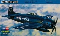 Истребитель F8F-2 Bearcat