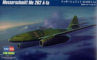 Бомбардировщик Junkers Me 262 A-1a