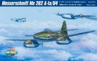 Стендовая модель самолета Мессершмитт Me 262 A-1a/U4