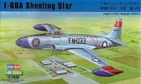 Истребитель F-80 Шутинг Стар