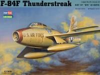 Истребитель F-84F «Тандерстрик»