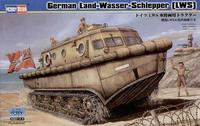 German Land-Wasser-Schlipper (LWS) amphibious tractor