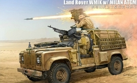 Джип Land Rover WMIK w/ MILAN ATGM