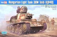 Венгерский легкий танк 38M Toldi II (B40)