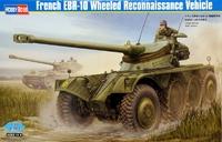 Французская колесная разведывательная машина EBR-10