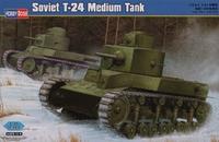 Советский средний танк T-24
