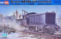 Немецкий локомотив WR360 C12