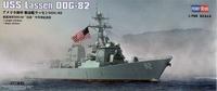 Миноносец USS Lassen DDG-82