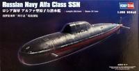 Атомная подводная лодка Alfa Class SSN