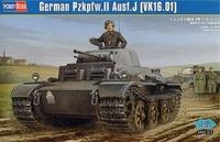 Танк Pzkpfw.II Ausf.J (VK1601)